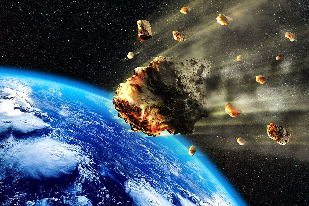 Asteroid Threat Is Real, Say Scientists | Asgardia - The