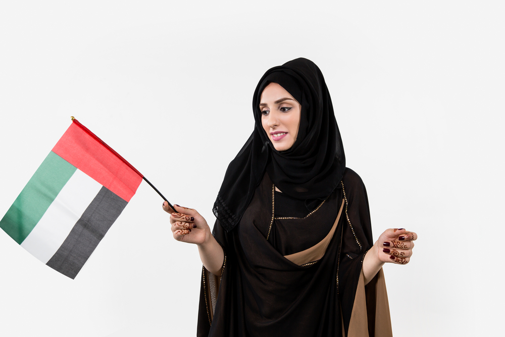 The First Emirati In Space Is A Man And Half Of The Employees In The Industry Are Women Asgardia The Space Nation