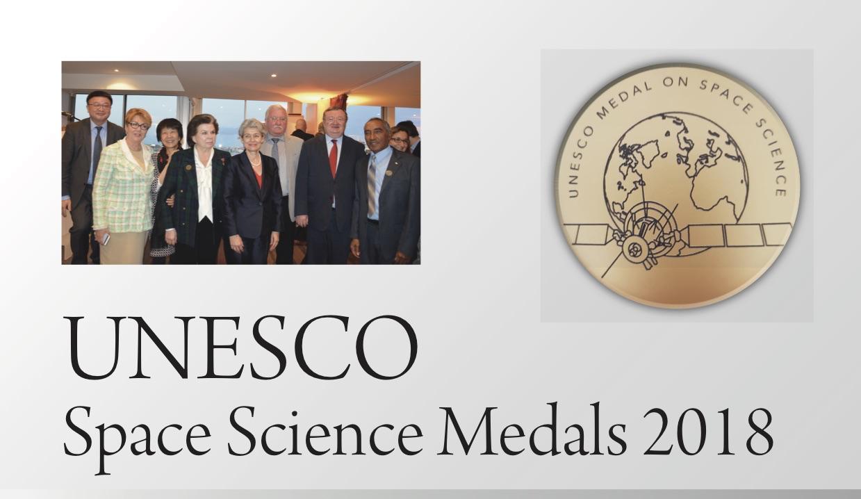 UNESCO AWARD 2018