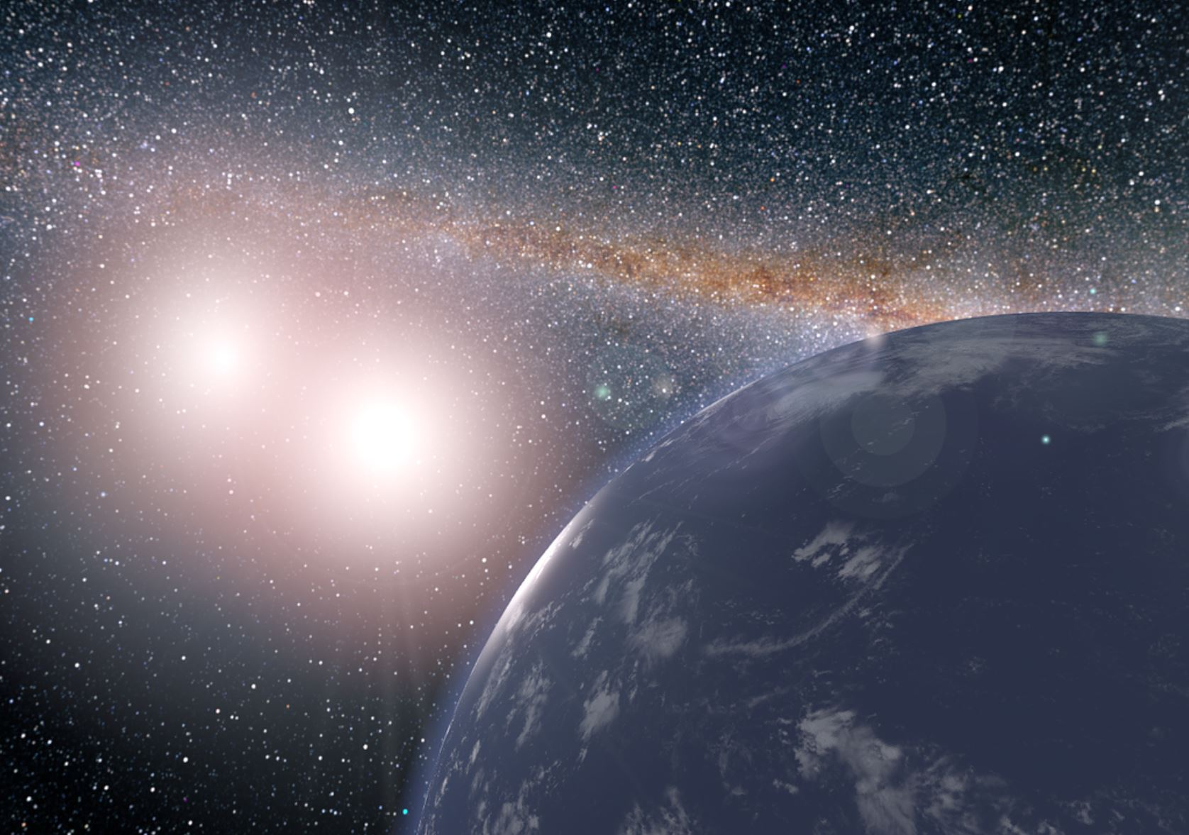 Astronomers Estimate the Number of Earth-like Planets That Could Host Life | Asgardia - The Space Nation